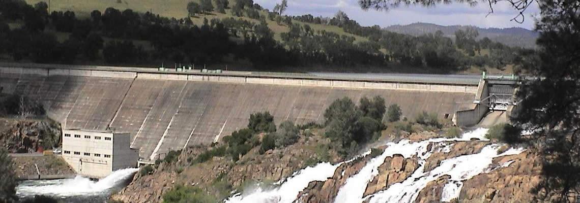 Tulloch Dam